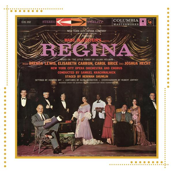"""Regina"" – The 1958 NYCO Cast Recording"