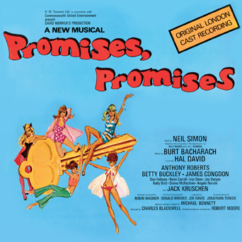 """Promises, Promises"" – Original London Cast Recording"