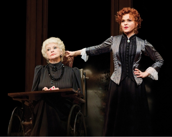 "Bernadette Peters in ""A Little Night Music"""