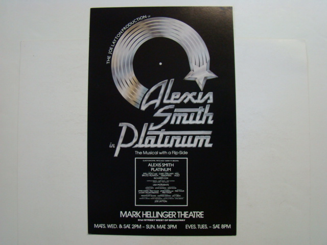 "Alexis Smith in ""Platinum"""