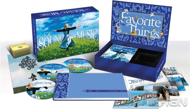 "Film: ""The Sound of Music"" turns 45"