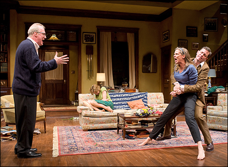 """Who's Afraid of Virginia Woolf?"" – First Preview"