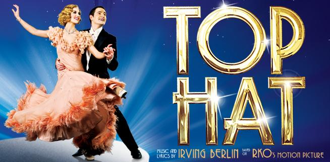 'Top Hat' – Aldwych Theatre