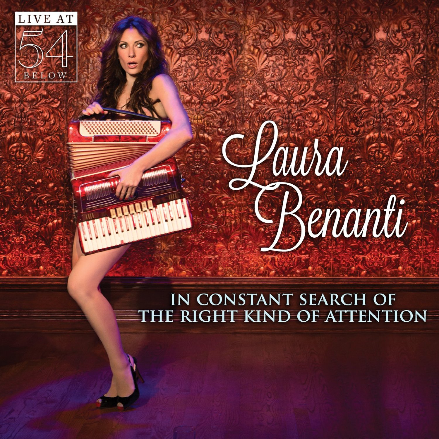 Laura Benanti: 'In Constant Search of the Right Kind of Attention'
