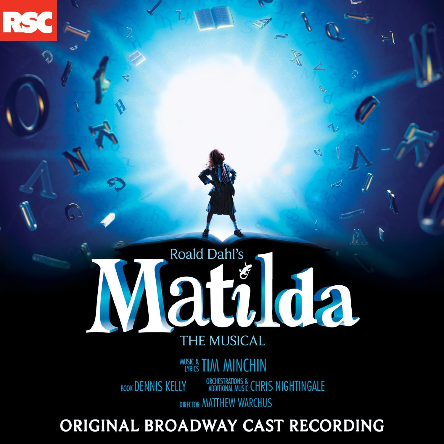 'Matilda' – Original Broadway Cast Recording
