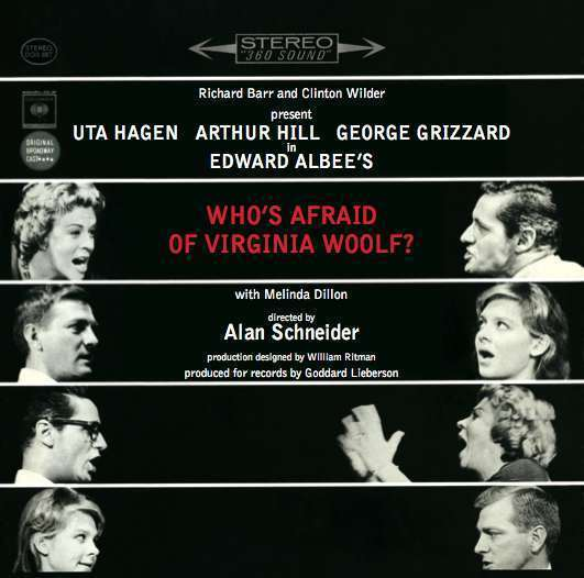 Who's Afraid of Virginia Woolf? – The Original Broadway Cast Recording