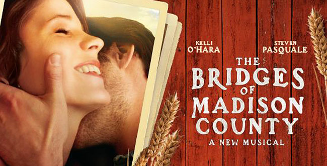'The Bridges of Madison County' on Broadway
