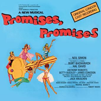 """Promises, Promises"" – Original London Cast Recording"
