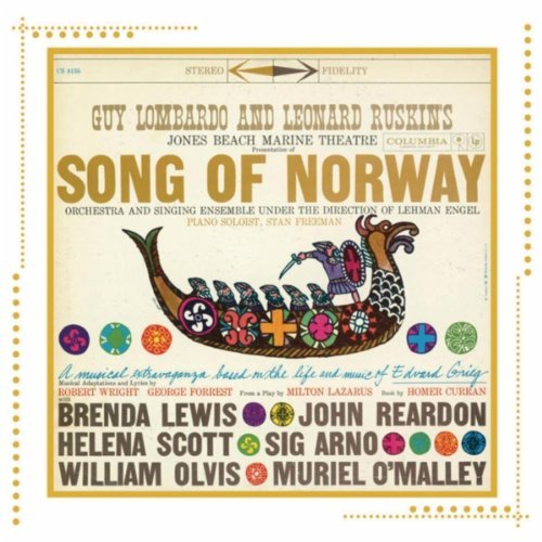 """""""Song of Norway"""" – The 1959 Revival Cast Recording"""