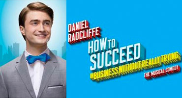 """""""How to Succeed"""" on Broadway"""