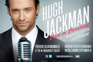 Hugh Jackman: Back on Broadway