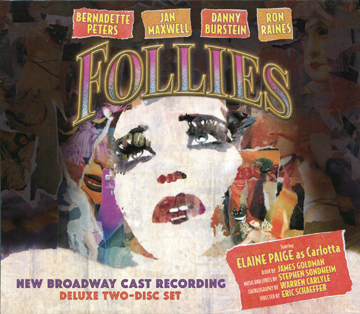 """Follies"" – The New Broadway Cast Recording"