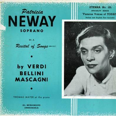 Patricia Neway (1919-2012)