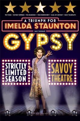 'Gypsy' – Savoy Theatre
